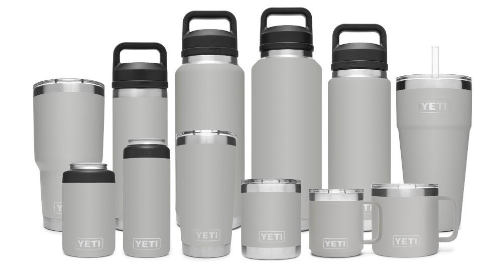 YETI, prices range from $25 to $70