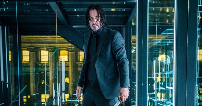 Four actors we'd love to see Keanu Reeves fight in   John Wick: Chapter 4