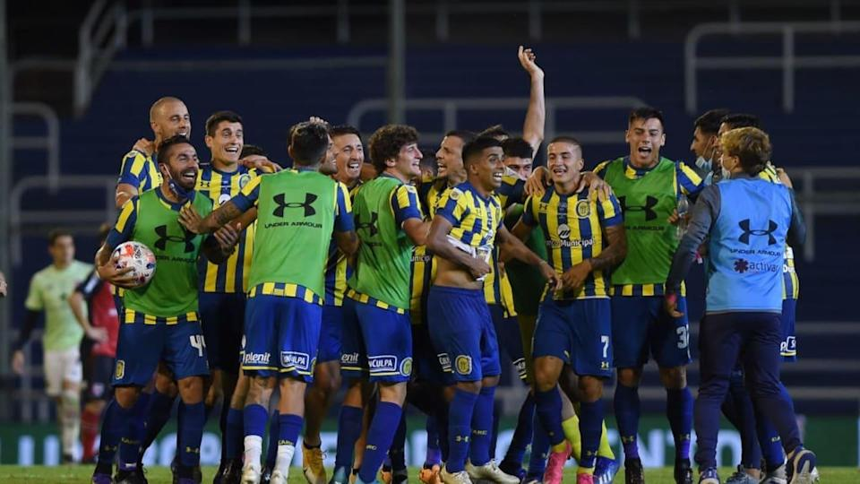 Rosario Central v Newell's Old Boys - Copa de la Liga Profesional 2021 | Luciano Bisbal/Getty Images