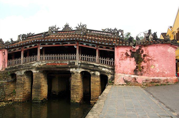Hoi An's gorgeous buildings and streets are only a short stroll away from the resort. Photo: Jody Phan