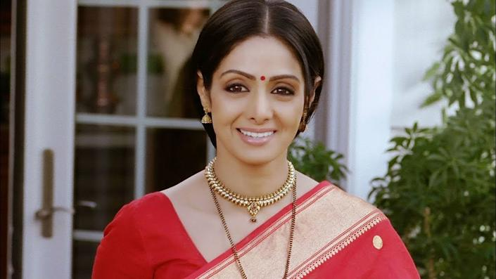 A still from the film, English Vinglish