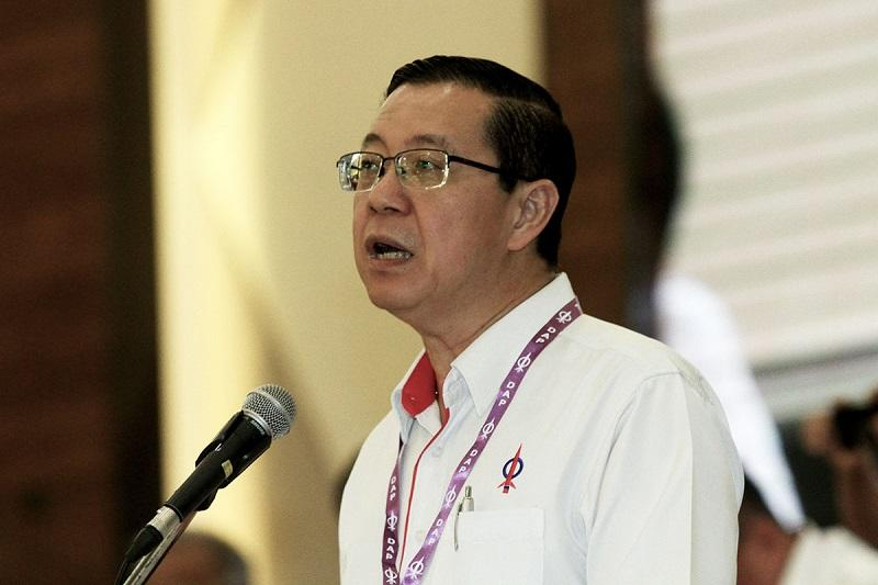 Guan Eng: It's Umno vs the people of Malaysia, not just DAP