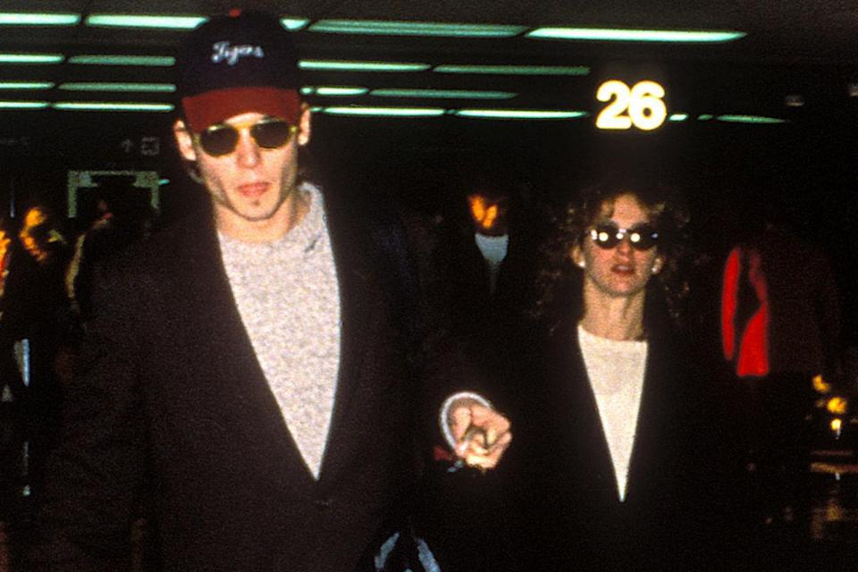 <p>He was also reportedly engaged to 'Dirty Dancing' star Jennifer Grey for a time in 1989, following his split with Fenn, though it was never publicly confirmed.</p>