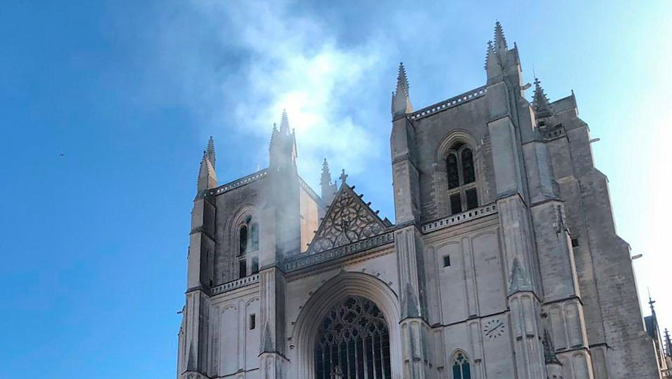 Christmas At The Cathederal Nashville 2020 Church volunteer admits to arson attack on French cathedral
