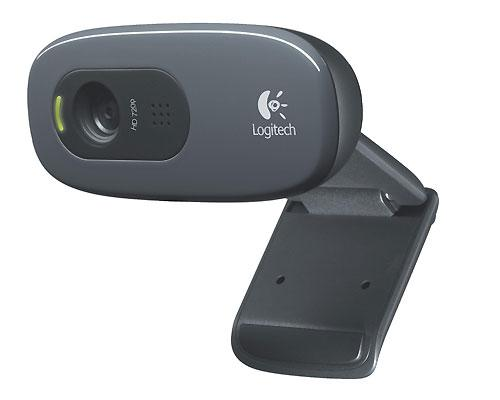 <strong>Logitech HD Webcam (C270)</strong><br><br>Stay in touch with loved ones near and far with the Logitech HD webcam C270. You'll enjoy an HD 720p video call on most major instant messaging applications and Logitech Vid HD - the free, fast and easy way to see your loved ones face to face. Available at Future Shop and other major retailers, suggested price $49.99.