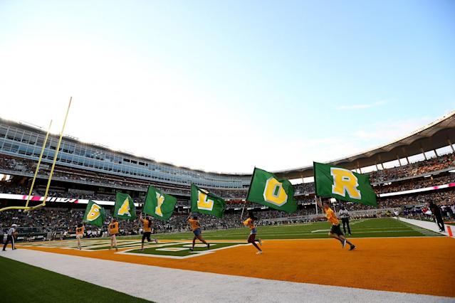 Baylor said 17 women have accused 19 football players of assaults since 2011. (Getty)
