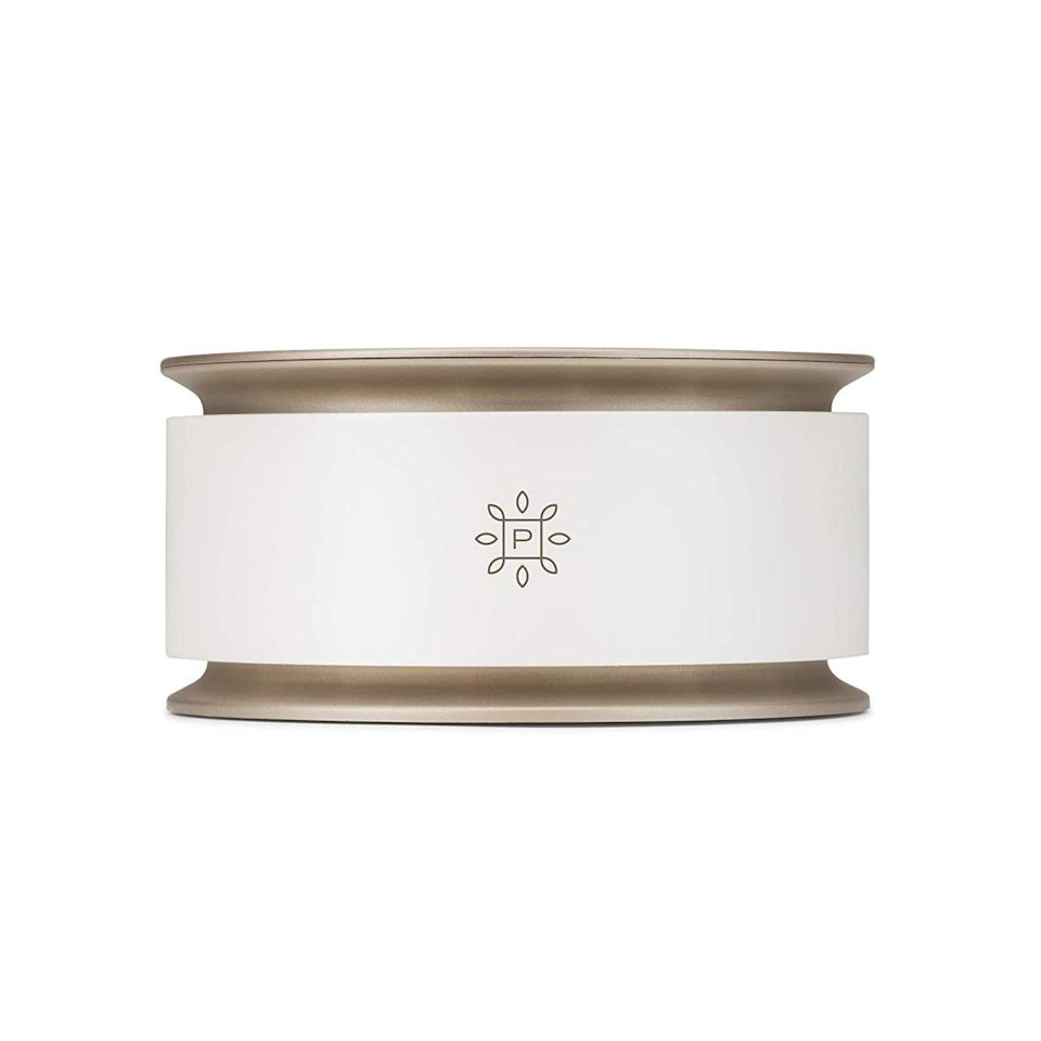 """<strong><h3>The Pure Company Portable Air Purifier </h3></strong><br>Jar of luxurious beauty cream or tiny countertop air purifier? Try popping this smooth and chic purifier on your desk or in your bathroom for enhanced air and elevated vibes.<br><br><em>Shop <a href=""""https://www.allergybuyersclub.com/the-pure-company.html"""" rel=""""nofollow noopener"""" target=""""_blank"""" data-ylk=""""slk:The Pure Company"""" class=""""link rapid-noclick-resp"""">The Pure Company</a></em><br><br><strong>The Pure Company</strong> Portable Air Purifier, $, available at <a href=""""https://go.skimresources.com/?id=30283X879131&url=https%3A%2F%2Fwww.allergybuyersclub.com%2Fportable-air-purifier-with-allergy-friendly-oil-set.html"""" rel=""""nofollow noopener"""" target=""""_blank"""" data-ylk=""""slk:Allergy Buyers Club"""" class=""""link rapid-noclick-resp"""">Allergy Buyers Club</a>"""
