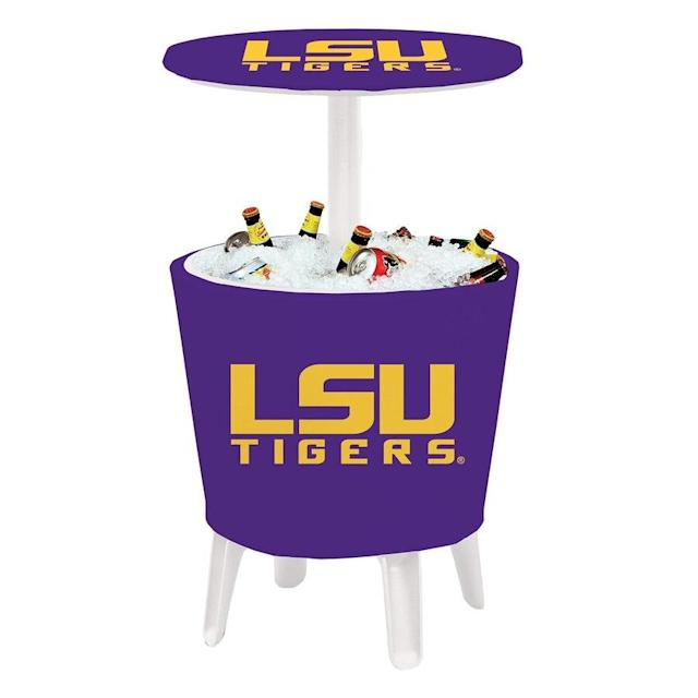 LSU Tigers Four Season Event Cooler Table