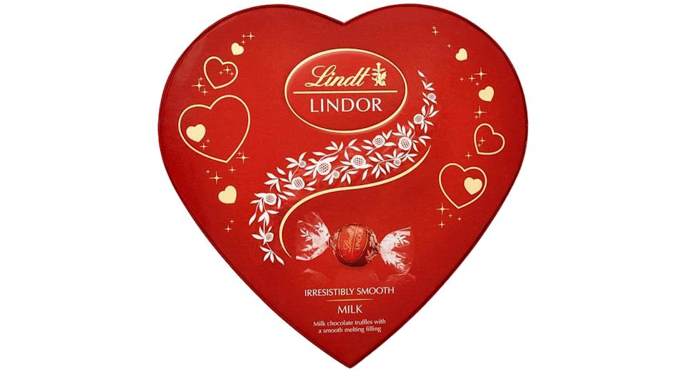 Lindt Lindor Valentine Collection