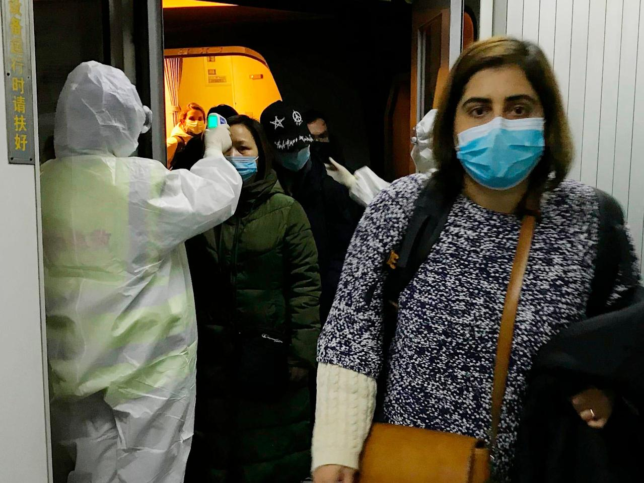 Americans living at the center of the Wuhan coronavirus outbreak aren't mad at China — they're outraged with the US: 'Why aren't the US embassies calling us?'