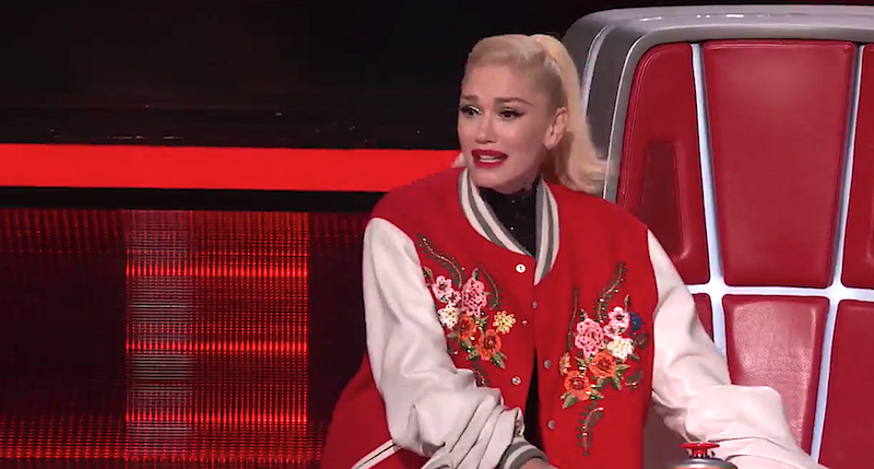 Gwen Stefani is torn during 'The Voice' Knockout Rounds. (Photo: NbC)