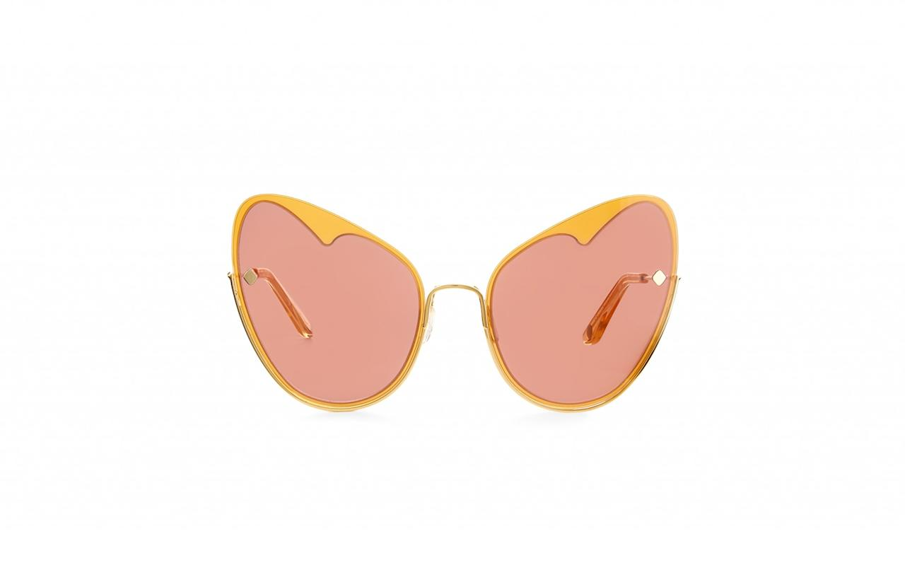 "<div>Founded by influencer Betty Bachz and Torunn Gullaksen, Moy Atelier's line of original sunglasses is finally available to snap up. They may be a little pricey but with heart-shaped frames and rose-tinted lenses, they just might be worth it.<br /><a rel=""nofollow"" href=""http://www.avenue32.com/uk/designers/moy-atelier/""><i>Avenue 32, from £245</i></a> </div>"