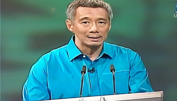 PM Lee Hsien Loong outlines new measures to assure Singaporeans the government puts them first. (TV Screengrab)