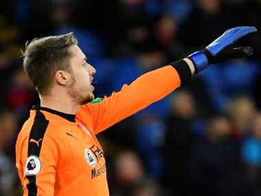 England FA criticises Wayne Hennessey's 'lamentable degree of ignorance' after goalkeeper admits to not knowing about Nazi salute