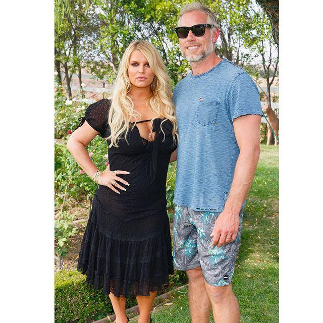 "<p>Simpson often brought her family along during her postpartum walks. ""She likes walking in her neighborhood, and people often see her doing that,"" a source said to<a href=""http://stylenews.peoplestylewatch.com/2014/04/14/jessica-simpson-weight-loss-sexy-photos-yellow-dress/"" rel=""nofollow noopener"" target=""_blank"" data-ylk=""slk:People"" class=""link rapid-noclick-resp""> <em>People</em></a>. ""She goes for walks with her kids and her [fiancé].""</p><p><a href=""https://www.instagram.com/p/B2c9seqgRud/?utm_source=ig_embed&utm_campaign=loading"" rel=""nofollow noopener"" target=""_blank"" data-ylk=""slk:See the original post on Instagram"" class=""link rapid-noclick-resp"">See the original post on Instagram</a></p>"