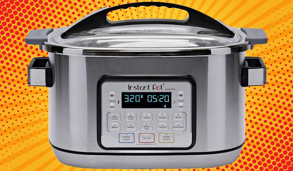 Score a major deal on this family-size Instant Pot. (Photo: Amazon)