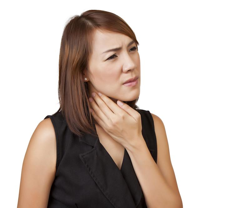 A sore throat is usually the first indicator of the beginning of illness, whether it's a cold, the flu or worse.
