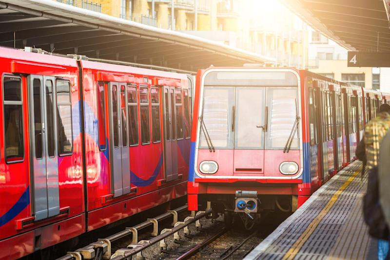 DLR are set to stage a 48-hour walkout: Shutterstock