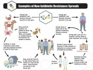 Drug-Resistant Superbugs Kill At Least 23,000 People in the U.S. Each Year