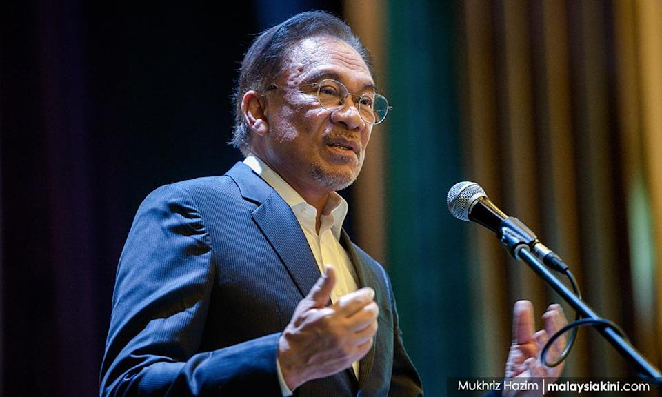 Anwar urges MPs to plead with king to rescind emergency