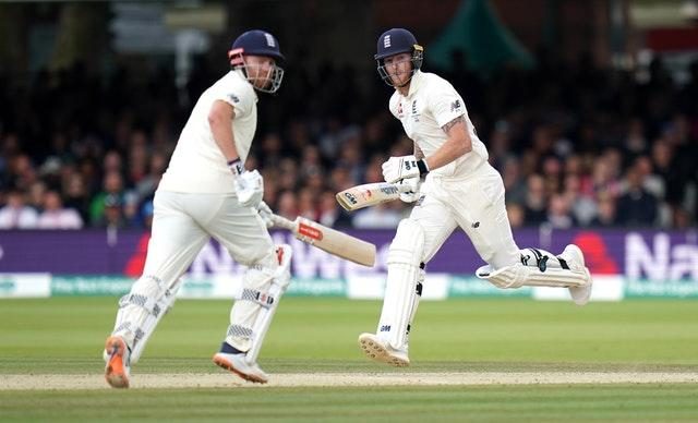 Jonny Bairstow and Ben Stokes have upped the pace for England