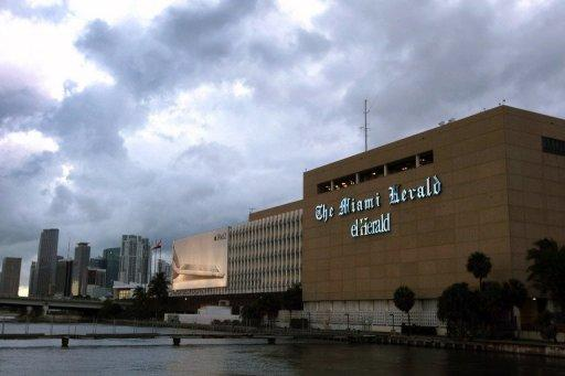 McClatchy Co. publishes The Miami Herald
