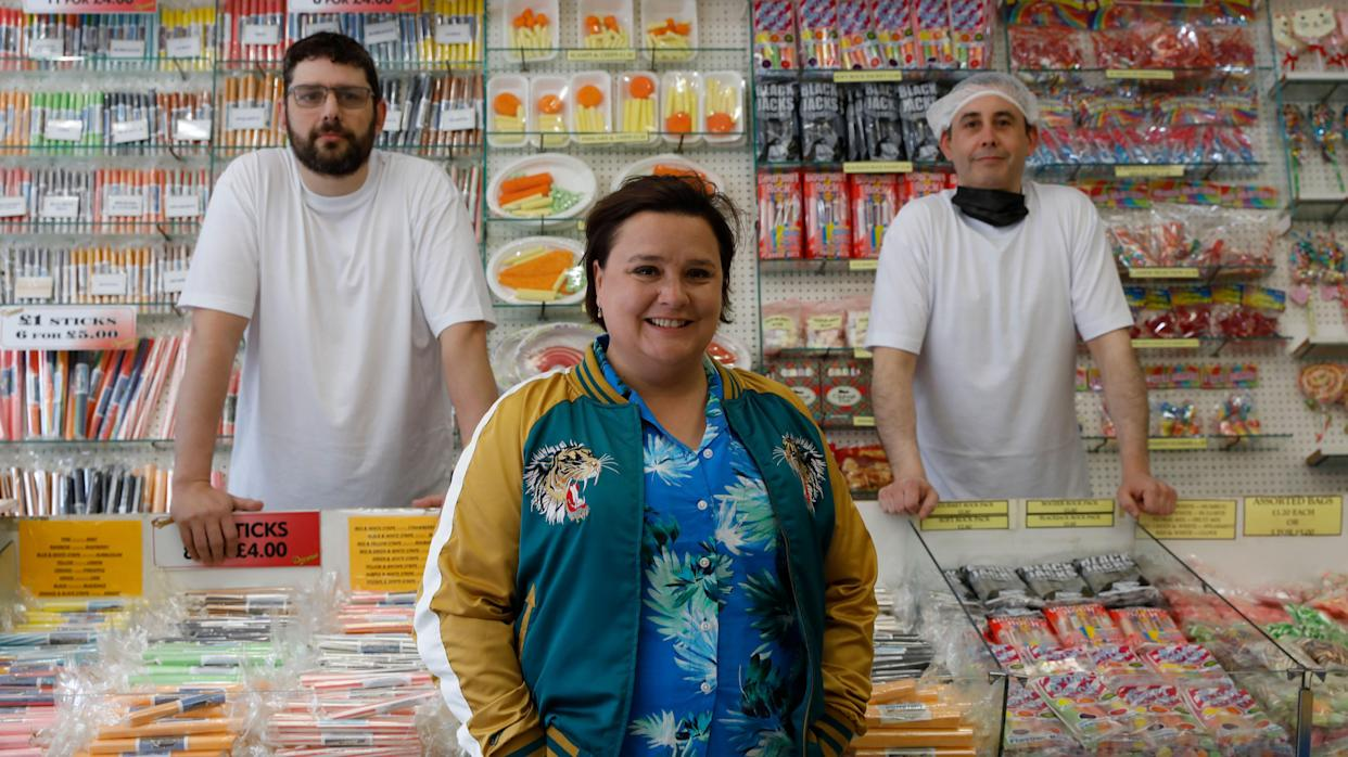 Event Title Susan Calman's Grand Week By The Sea (Channel 4)