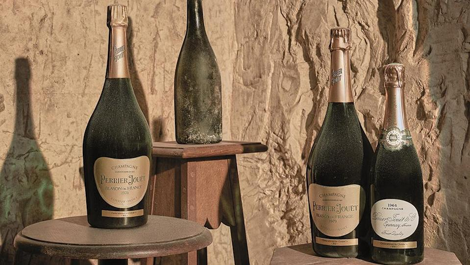 The collection of cuvées was curated by cellar master Séverine Frerson. - Credit: Christie's