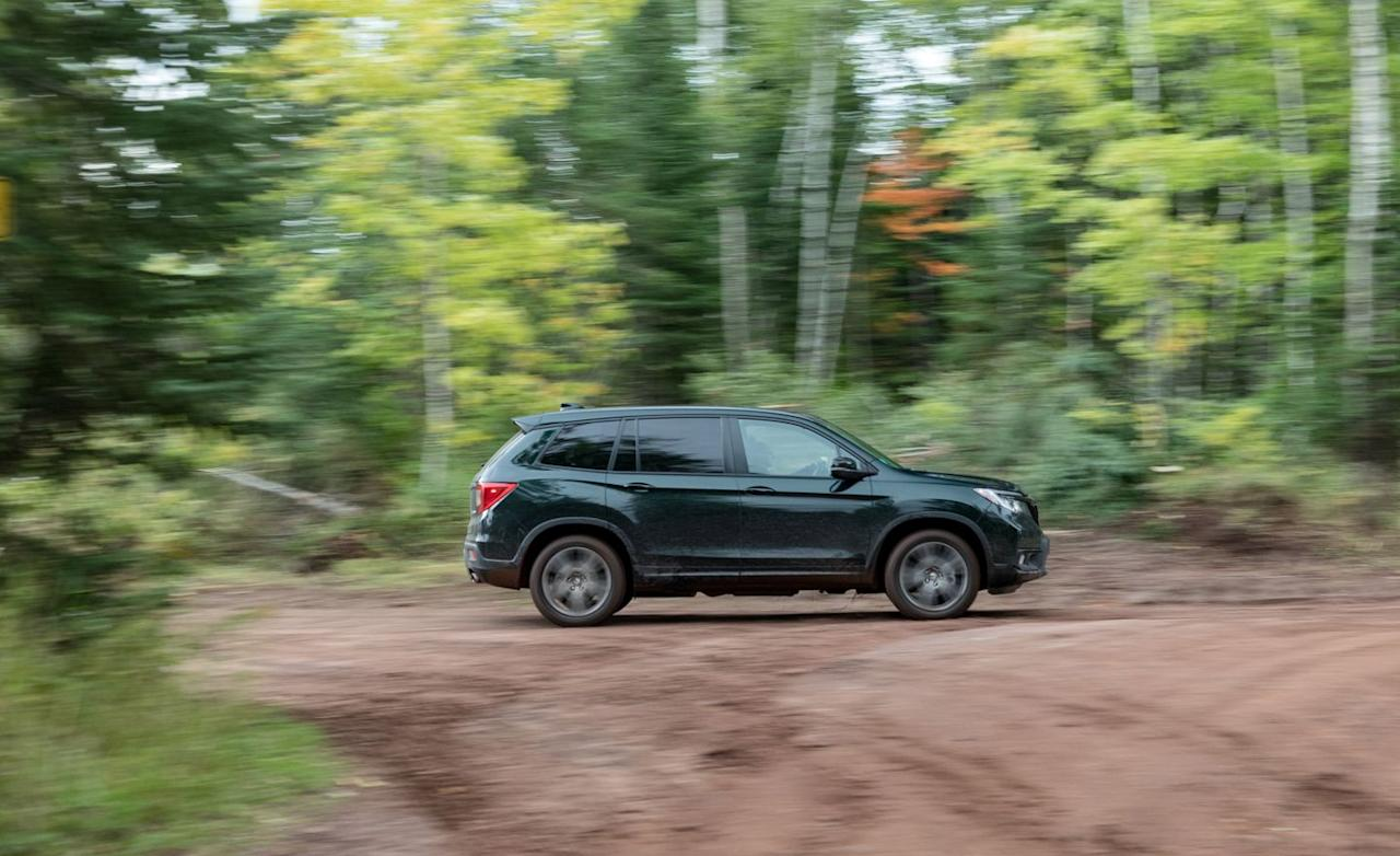 <p>2019 Honda Passport</p>