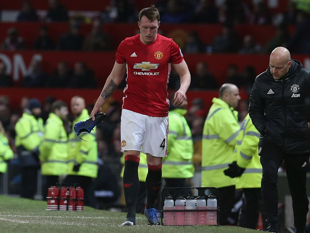 Jones has been out with a broken toe: Getty
