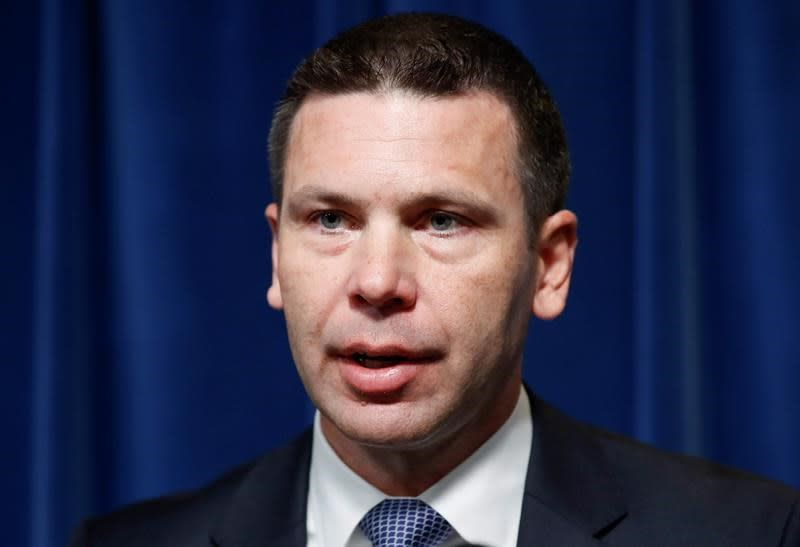 McAleenan, acting Homeland Security secretary, stepping down