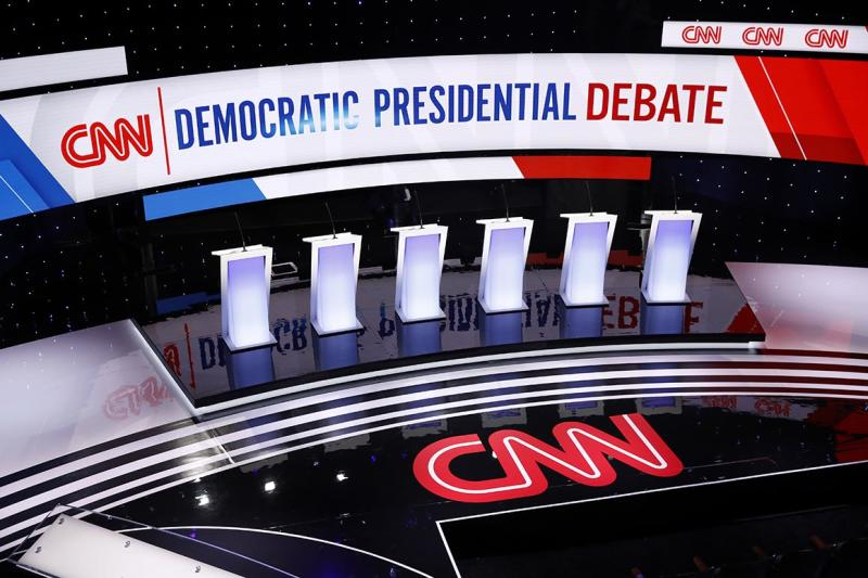 Foreign policy dominates early: The biggest moments in Tuesday's Democratic debate