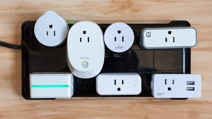 You can use a smart plug to turn anything into a smart device.