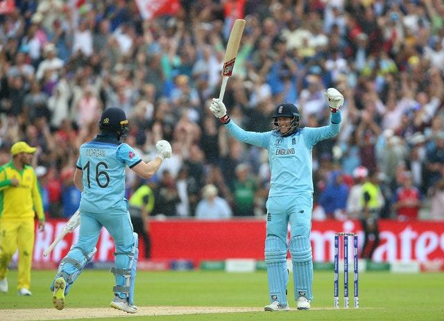 England beat Australia by eight wickets in the 2019 World Cup semi-finals in the last white-ball encounter between the two sides