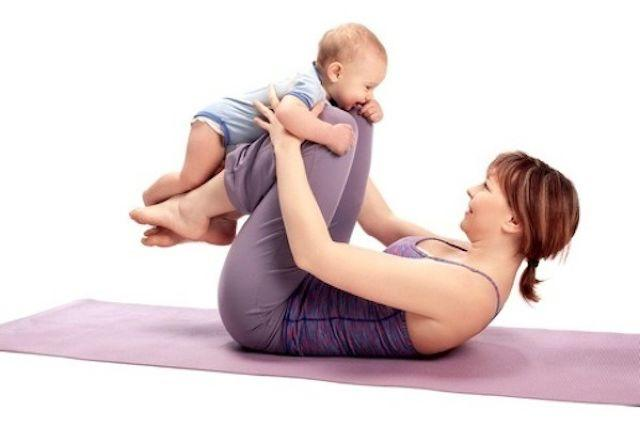 6 Exercises to Shed The Postpartum Weight