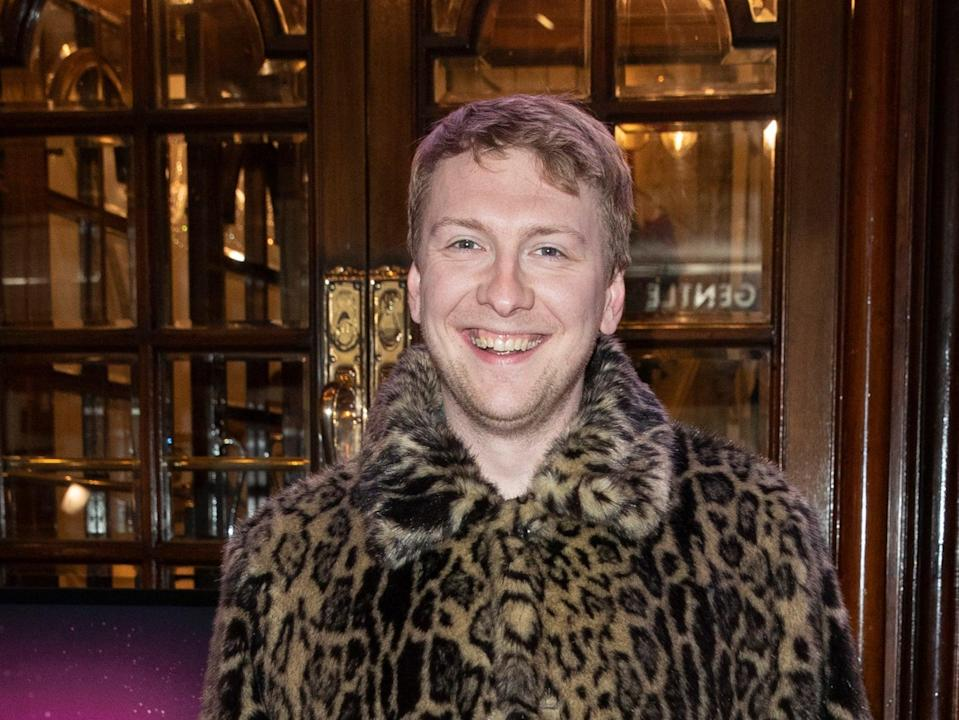 Joe Lycett attends the premiere of