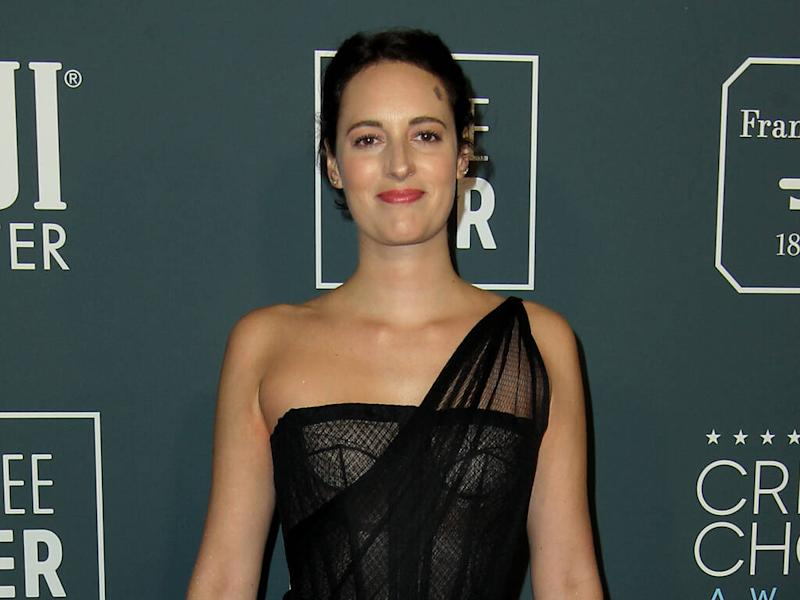 Phoebe Waller-Bridge and James McAvoy land Olivier Awards nominations