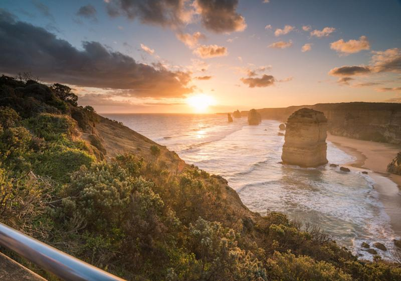 The Twelve Apostles, Victoria, Australia. <i>(Photo: Getty)</i>