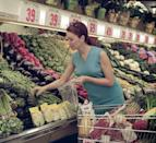 "<p>By the '70s, people were over canned and plastic-wrapped veggies and the push towards organic began. By the end of the decade, Whole Foods <a href=""http://omgfacts.com/these-vintage-photos-show-the-history-of-the-supermarket/"" rel=""nofollow noopener"" target=""_blank"" data-ylk=""slk:opened its first location"" class=""link rapid-noclick-resp"">opened its first location</a> and we all know how that turned out. </p>"