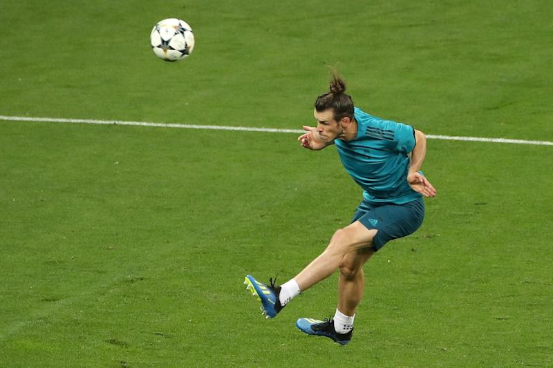 Moving on? Gareth Bale has been linked with a move away this summer: PA