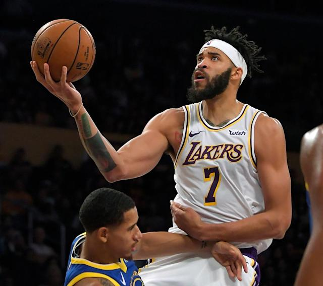 Lakers' 2019-20 projected roster: a closer look