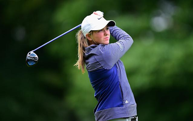Hannah McCook was diagnosed with Type 1 diabetes aged eight - R&A
