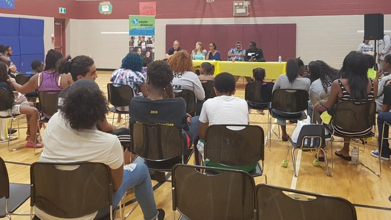 Event sheds light on mental health issues in low-income communities