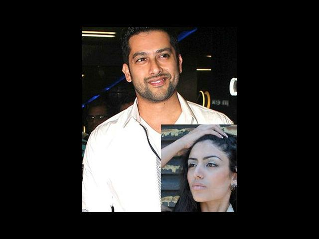 <b>3. Aftab Shivdasani and Nin Dusanj</b><br> After a series of failed relationships in the past, Aftab has finally found his lady love. He is all set to tie the knot with a Britain-born Indian model, Nin Dusanj. Their marriage is reported to take place in early this year.