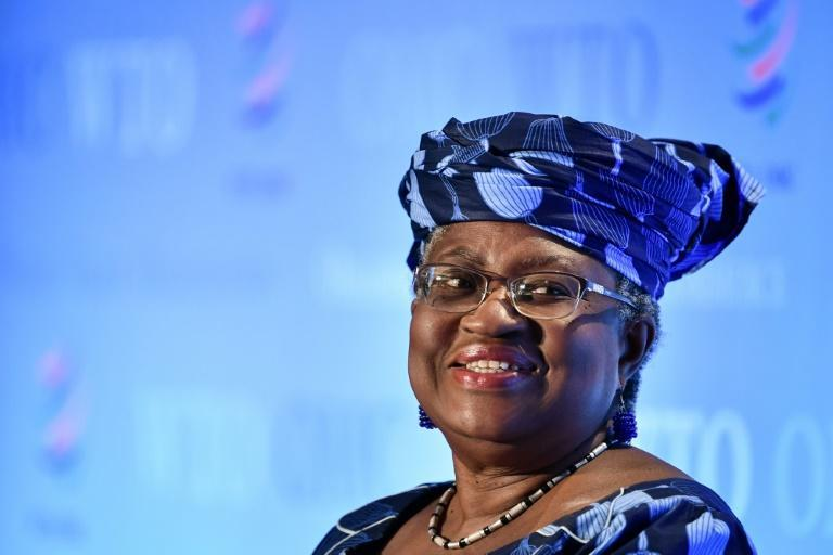 Nigeria's Ngozi Okonjo-Iweala is currently chair of the Vaccine Alliance and a WHO Covid-19 special envoy