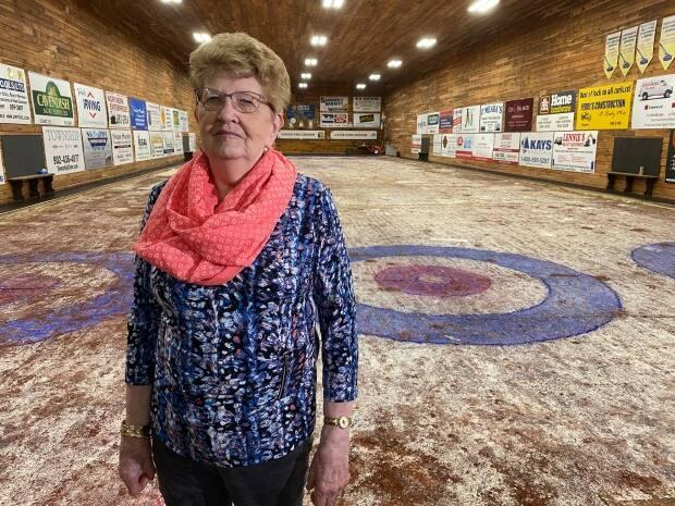 Audrey Callaghan, vice-president of the Western Community Curling Club in Alberton, says one central curling club will increase membership and make it easier financially, having only one building to maintain.