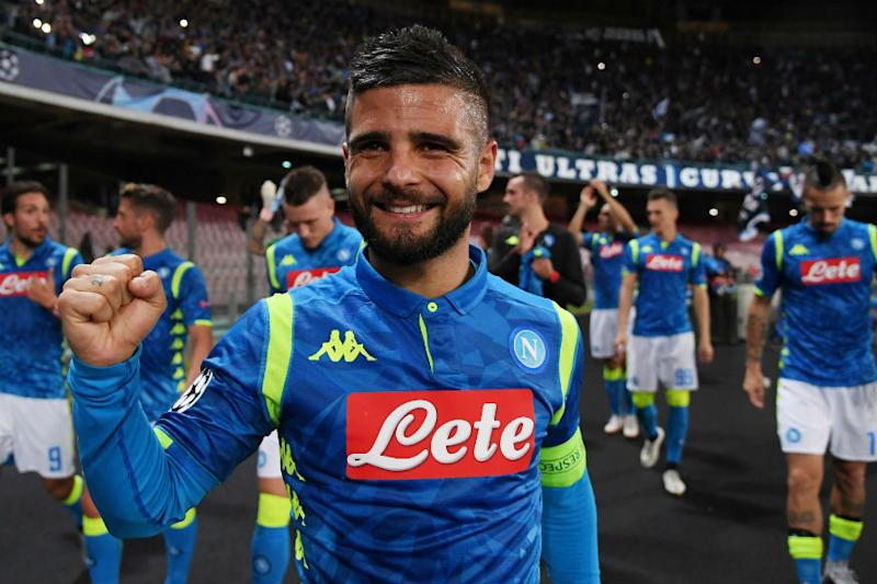 Insigne in Spotlight as Italy Look to Bury World Cup Demons in San Siro