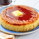 """<p>Love <a href=""""https://www.delish.com/uk/cooking/recipes/a30452165/pancake-recipe/"""" rel=""""nofollow noopener"""" target=""""_blank"""" data-ylk=""""slk:homemade pancakes"""" class=""""link rapid-noclick-resp"""">homemade pancakes</a>? Feeding a crowd? We got you. This easy recipe requires no flipping, and it's ridiculously fluffy and delicious. </p><p>Get the <a href=""""https://www.delish.com/uk/cooking/recipes/a31802552/instant-pot-giant-pancake-recipe/"""" rel=""""nofollow noopener"""" target=""""_blank"""" data-ylk=""""slk:Instant Pot Giant Pancake"""" class=""""link rapid-noclick-resp"""">Instant Pot Giant Pancake</a> recipe.</p>"""