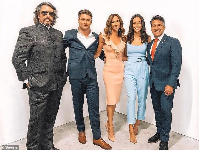 Abbey is set to co-host House Rules alongside Jamie Durie. Photo: Channel Seven