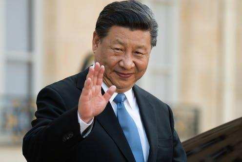 "<span class=""caption"">Xi Jinping, the Chinese president. China's economy is now showing strong growth.</span> <span class=""attribution""><span class=""source"">Shutterstock</span></span>"